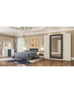 Chambre à coucher LILEA ALASKA