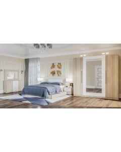 Chambre à coucher LILEA NEW sonoma