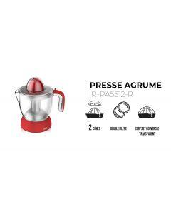 Presse agrume IRIS IR-PA5512-R