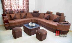 Salon fauteuil M2