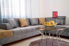 Salon moderne fauteuil M14